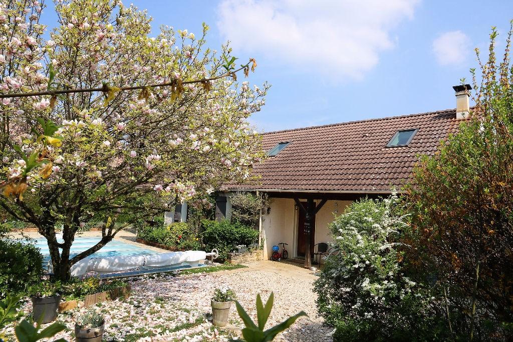 Fontaine l s dijon vente maison 6 pi ces 146m2 365 for Maison fontaine les dijon